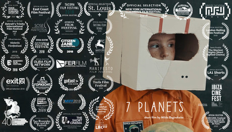 7 PLANETS (2018)