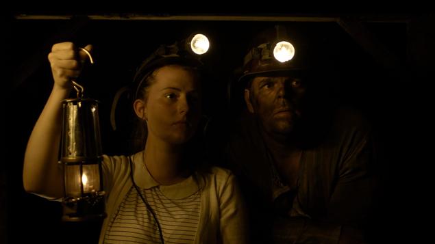 BLACKER THAN BLACK (2016)  Short Film   Period Drama