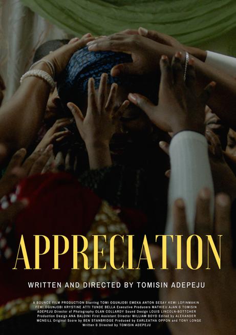 APPRECIATION (2018)