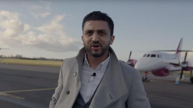 FIRNES AIRWAYS (2018)  Short Documentry   By Oz Ashard