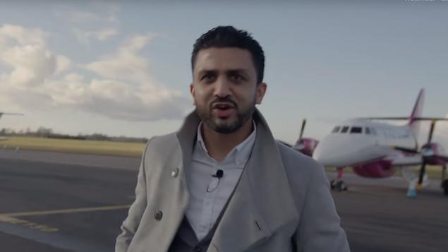 FIRNAS AIRWAYS (2018)   Short Documentry