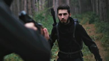 SURVIVOR (2016)  action  Writter & Director Alban Imerja