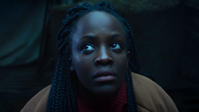 CONTENDERS (2019)  Sci-fi / Drama  By Rebecca King