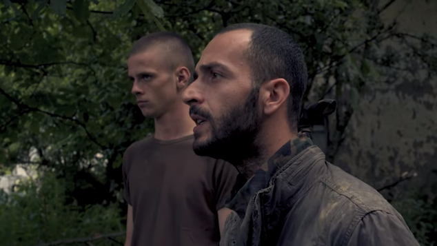 THE RETRIEVAL (2019)  Short Film  Action