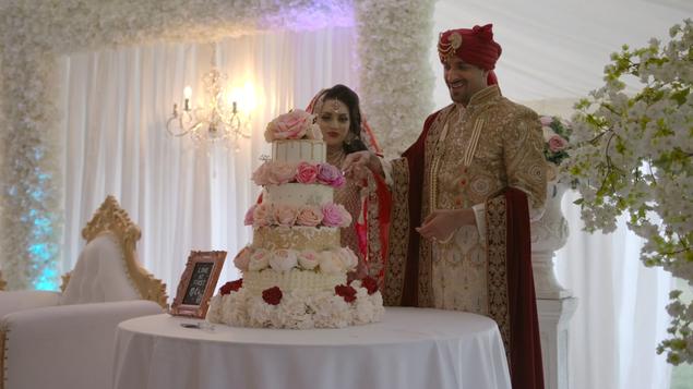 MY BIG FAT MUSLIM WEDDING (2020)  8 episode reality documentry  - production paused indefinitely  -