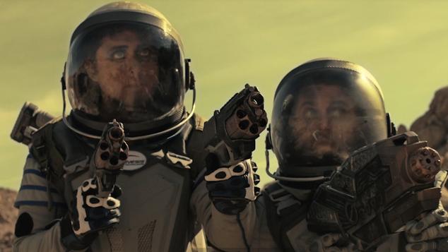 ODYSSEY OMEGA (2020)  Short Film  Sci-Fi / Drama  3x Winner  BEST ORIGINAL SCORE