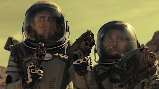 ODYSSEY OMEGA (2020)  Sci-Fi / Drama  By Ian Asbjornsen  3 xWinner  BEST ORIGINAL SCORE