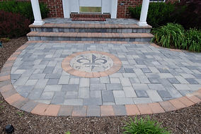 brick pavng patio St. Charles St. Peters Missouri