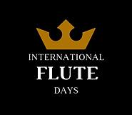 international Flute Days - fondo negro.p