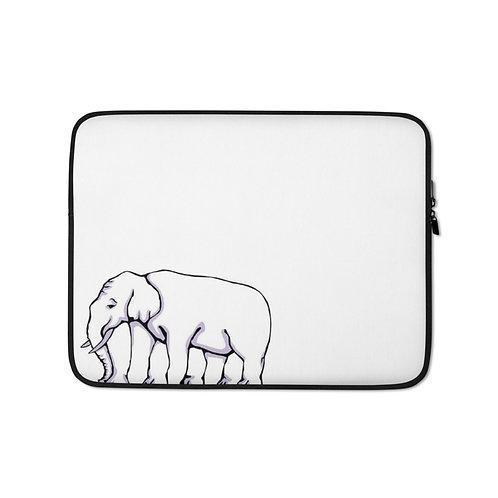 Laptop Sleeve - elephant