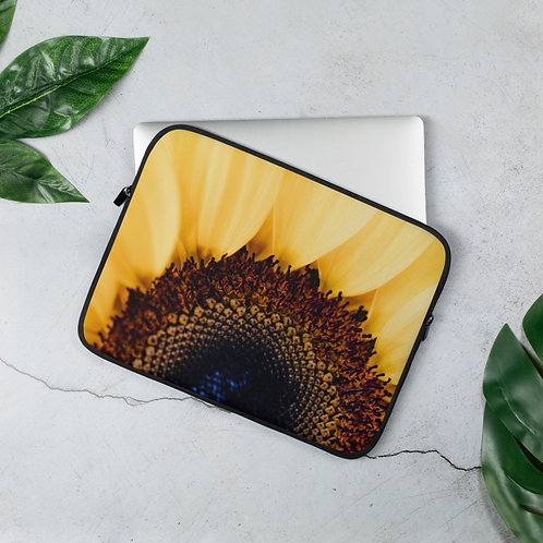 Laptop Sleeve - sunflower