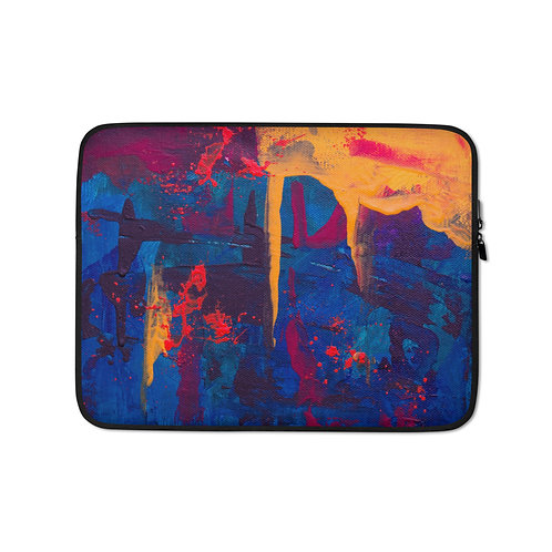Laptop Sleeve - colors-B