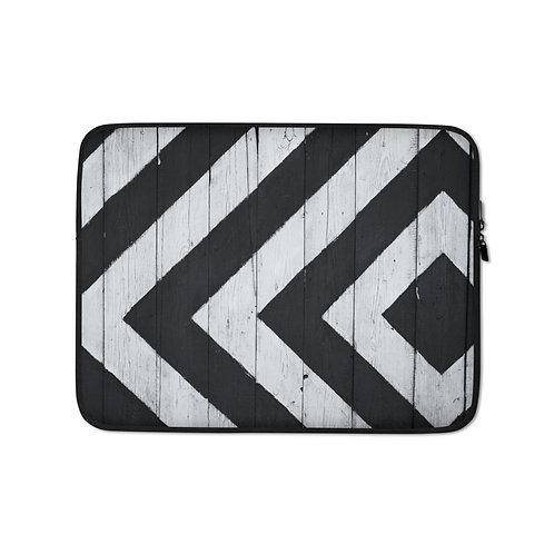 Laptop Sleeve- zebra