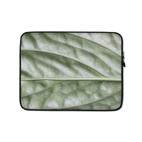 Laptop Sleeve -leaf