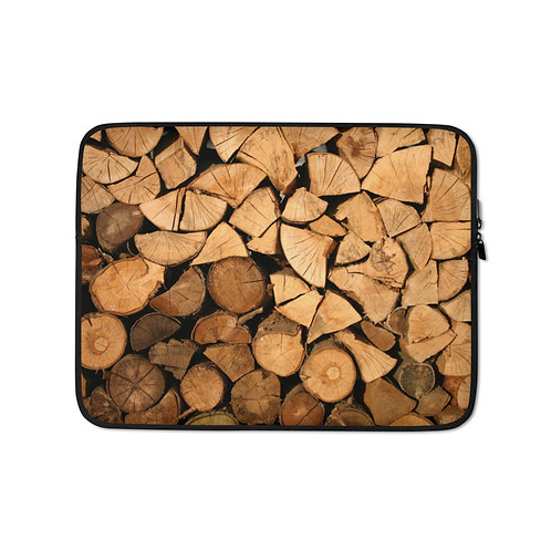 Laptop Sleeve-wood