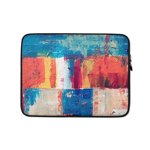 Laptop Sleeve - paint