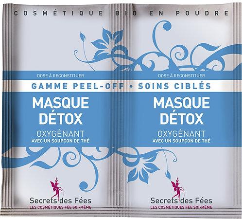 MASQUE PEEL-OFF BIO DETOX OXYGENANT