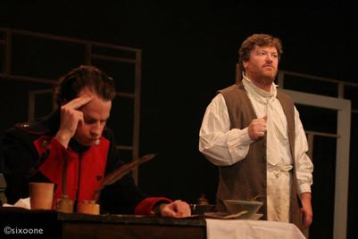 """The Man of Destiny"" (Bridewell Theatre)"