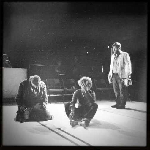 """""""A superbly understated closing speech..."""" as Butch Honeywell in The Last Days of Judas Iscariot"""