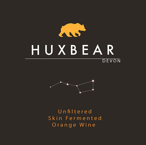 Huxbear Orange 2019 (3 bottles)