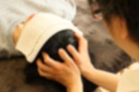 市ヶ谷麹町の整体サロン「癒し屋さん」店内写真:マッサージルーム