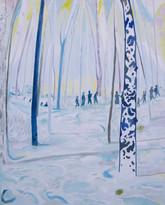 Vera Portatadino, The Forest Crossing