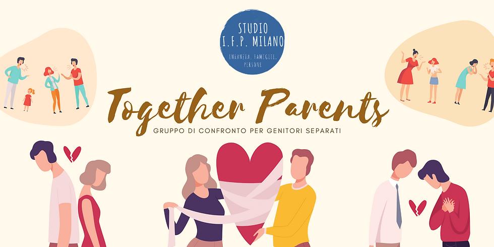 TOGETHER PARENTS: Gruppo di confronto per genitori separati