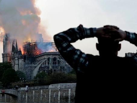 La Cattedrale di Notre Dame: la caduta delle nostre certezze interne