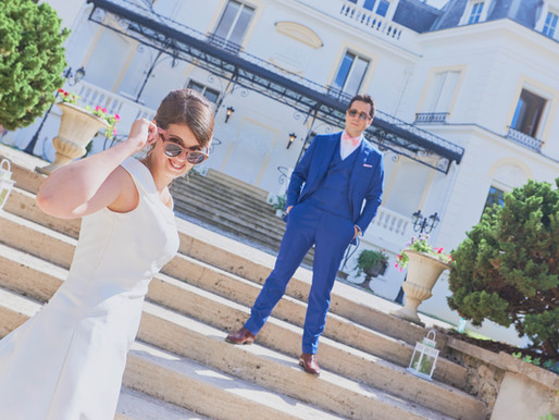 Mariage d'EVA & JULIEN dans la Vallée de Chevreuse.