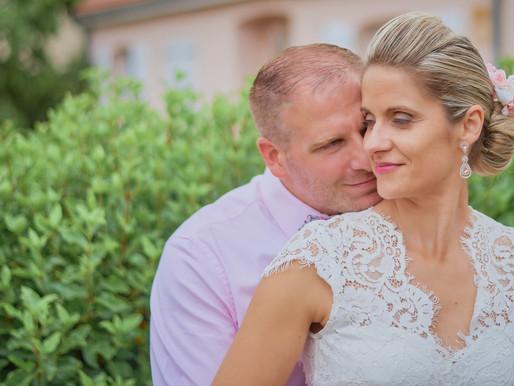 Mariage civil d'ESTELLE et de DAMIEN