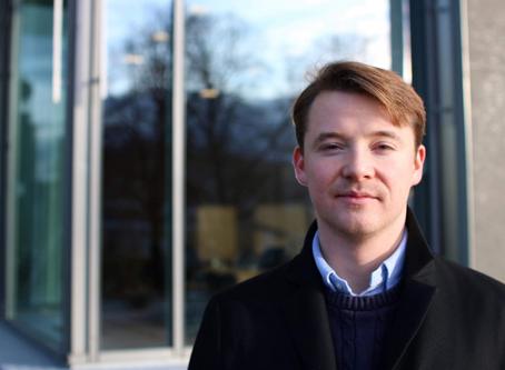 5 kjappe spørsmål med vår tidligere prosjektleder Arne Magnus Lorentzen Ulland!