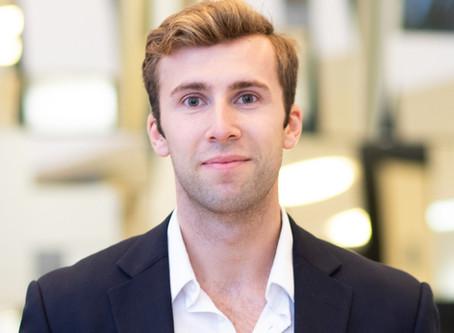 Intervju med én av våre nye seniorkonsulenter: Alexander Dahlin