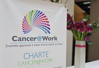 Roche signe la Charte Cancer@Work