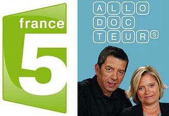 Anne-Sophie Tuszynski est l'invitée d'Allô docteurs sur France 5