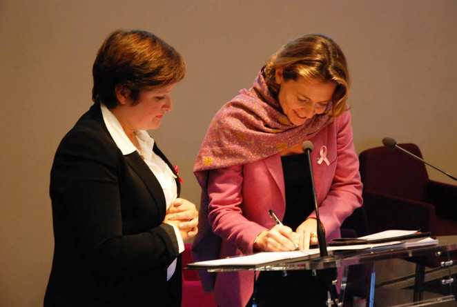 """Axa France signe la charte Cancer@Work et s'engage dans le programme """"Pionnier"""""""