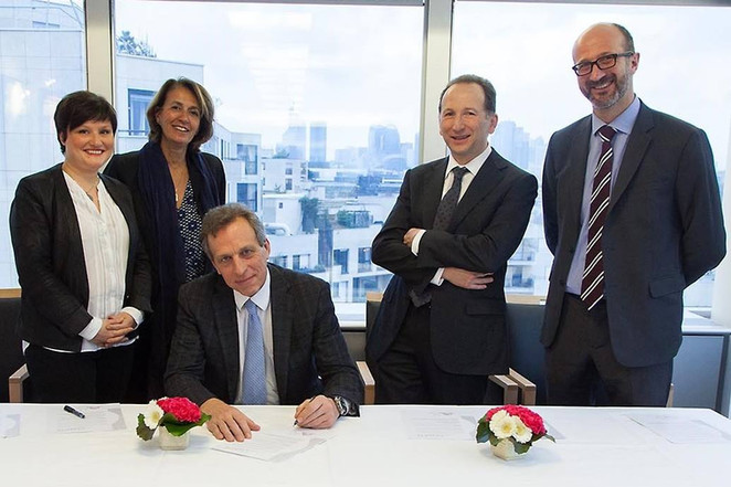 Novartis signe la Charte Cancer@Work