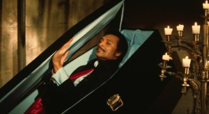William H. Marshall as Blacula, an African Prince, the noble Mamuwalde