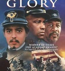 In honor of Memorial day, MYAMuseum presents GLORY, 1989 Civil War film. It is a powerful story, bea
