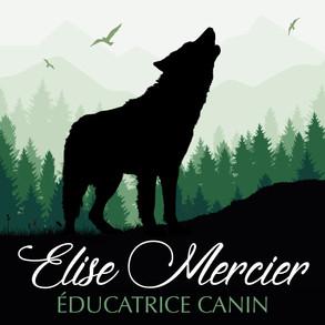 Elise Mercier educatrice canine