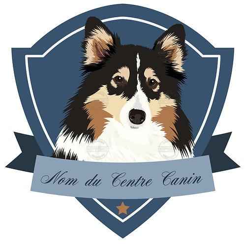 Logo centre canin
