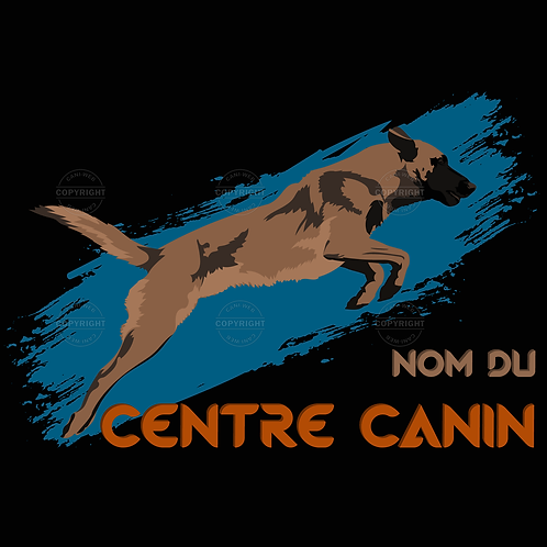 Logo centre canin - RING