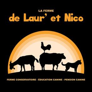 La ferme de Laur' et Nico
