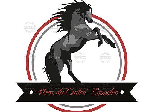 Logo centre équestre