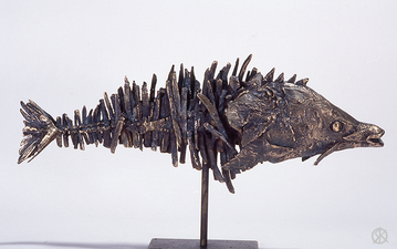 Poisson-squelette