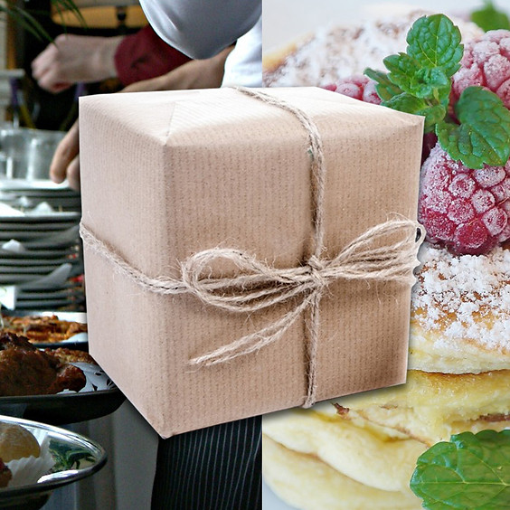 Banquet, Breakfast & Registration Package