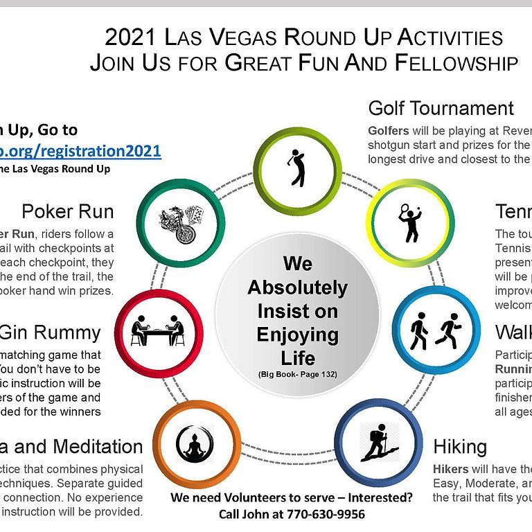 LVRU 2021 Activities