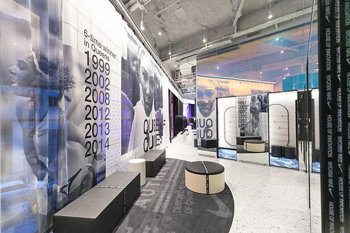 Nike Innovation Lab Retail Environmen