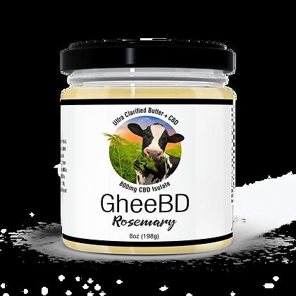 GheeBD Rosemary  - Isolate