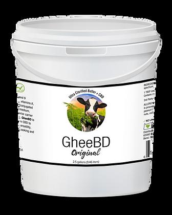2 gallon bulk GheeBD  25,600 mg