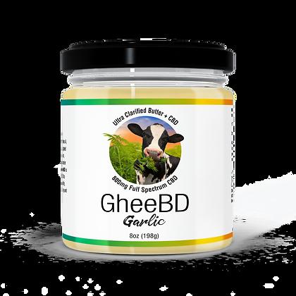 GheeBD Garlic- Full Spectrum